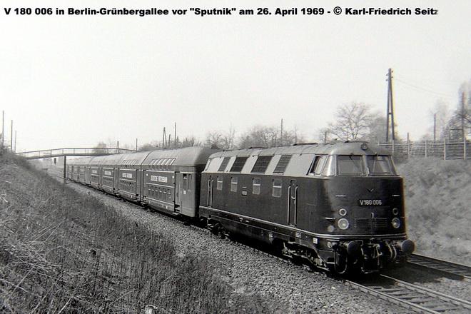 V 180 006 Berlin Karlshorst