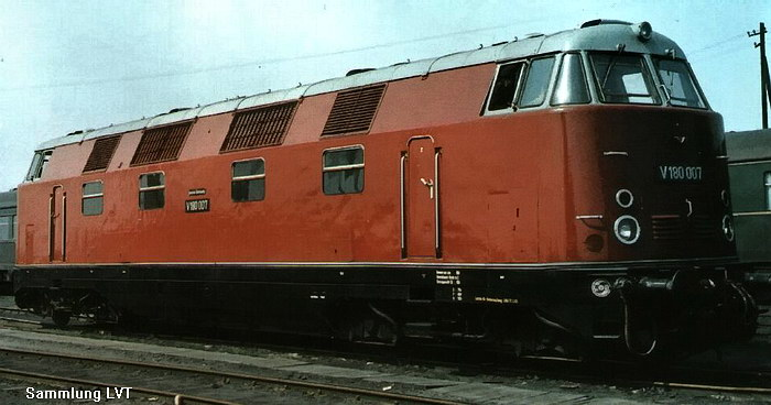 118 007 Karlshorst