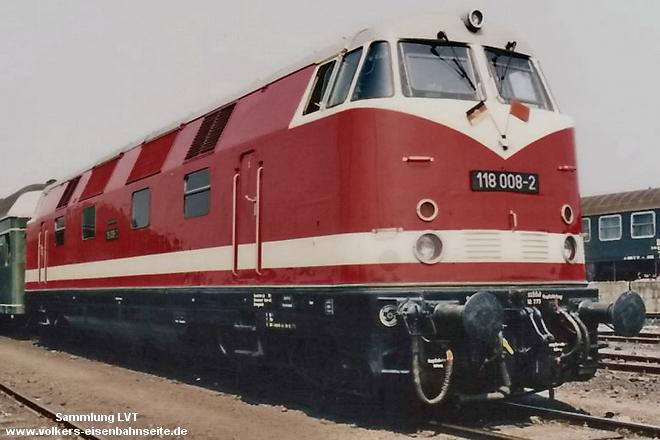 118 008  Karlshorst
