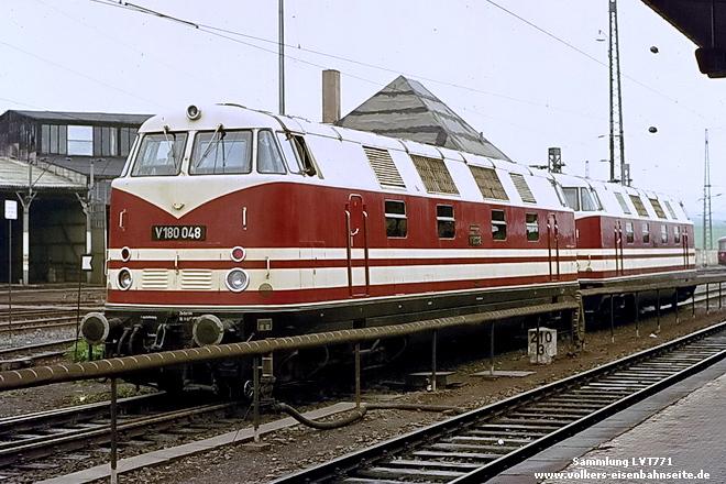 V180 048 Bw Ostbahnhof