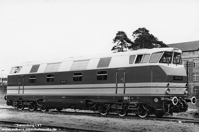 V200 203