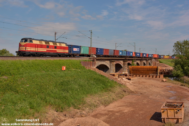 Cargo Logistik Rail