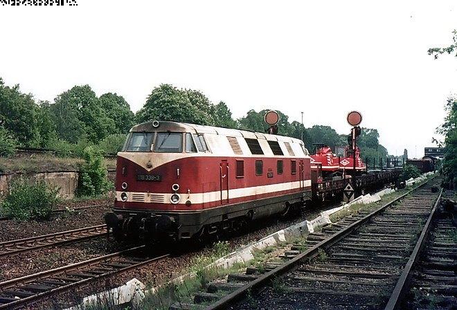 118 338 Berlin Grunewald