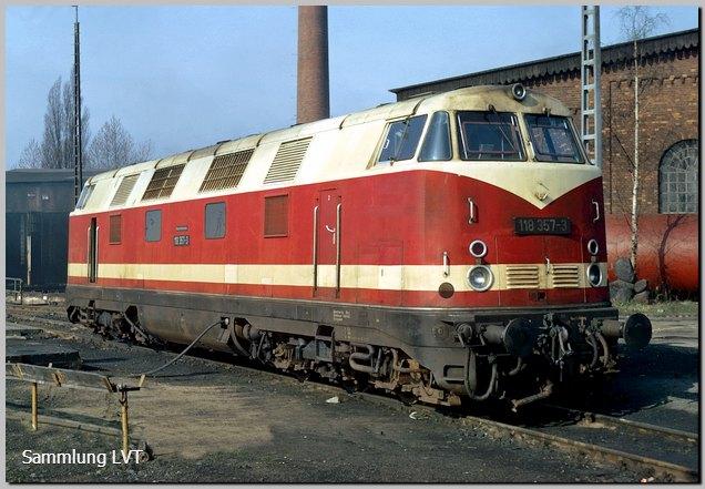 118 357 Bw Berlin Grunewald