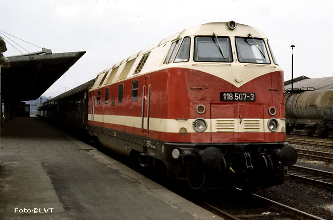 118 507 Ostbahnhof