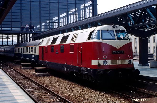 118 545 Berlin Ostbahnhof