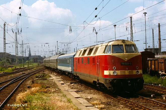 118 545 Ostbahnhof