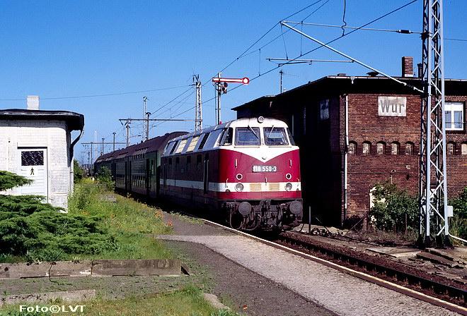 118 550 Ostbahnhof