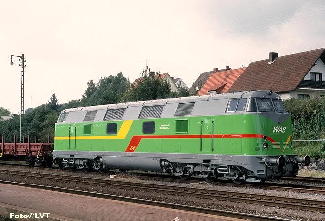 WAB 118 633
