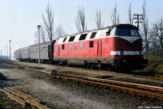 Lok 118 731 Bw Wismar