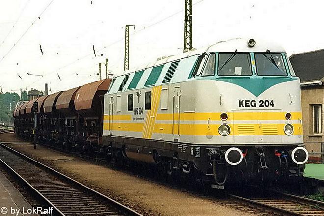 KEG 204