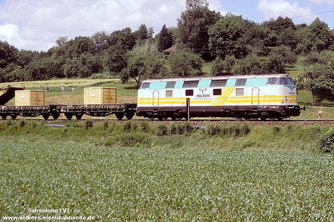 KEG 2004