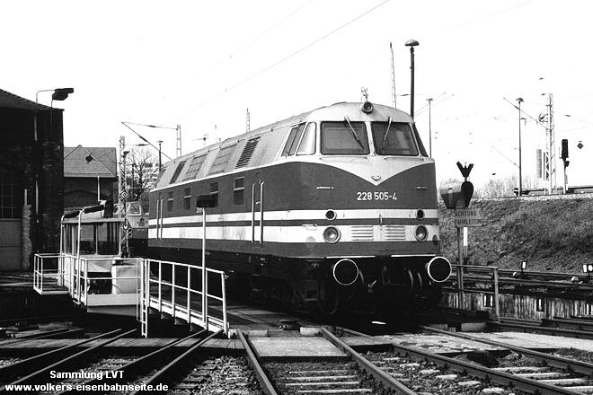 228 505 Ostbahnhof
