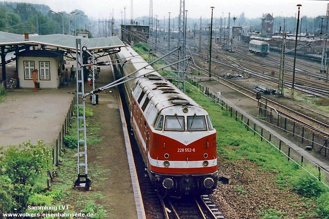 228 552 Ostbahnhof