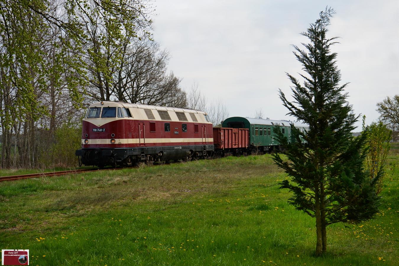 118 748 Kleinbahn
