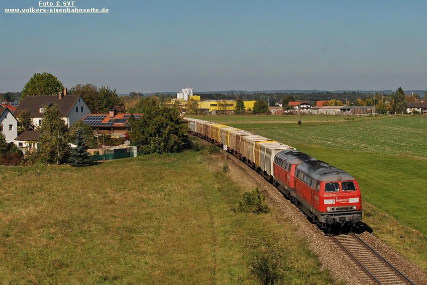 DB 225 027 & 225 026