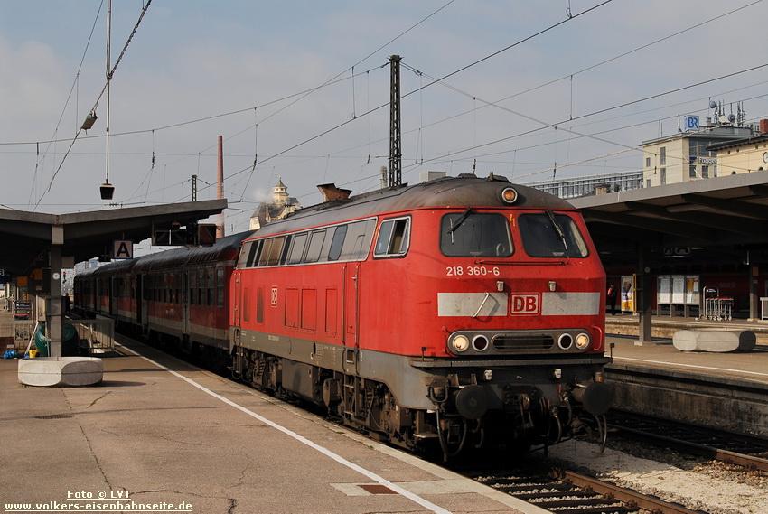 DB 218 360