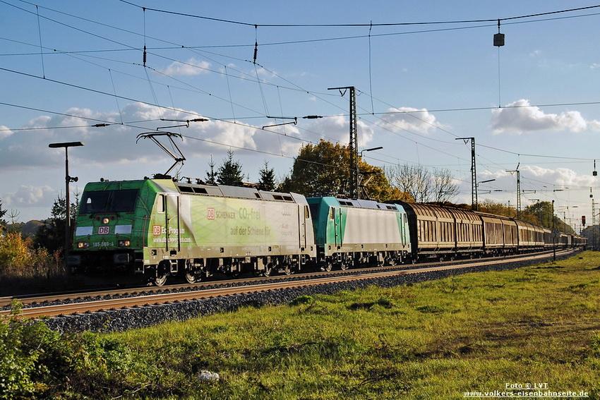 DB 185 389 & 185 610