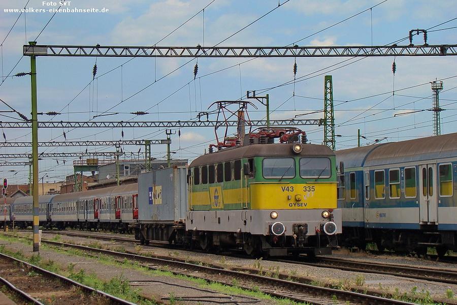 GYSEV V43 335